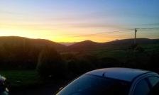 Annascaul, dawn