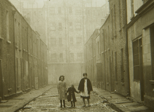 Dublin's Poverty 1913